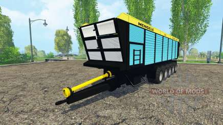 Mengele Silo Bull for Farming Simulator 2015