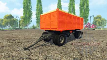 NefAZ 8560 v3.0 for Farming Simulator 2015