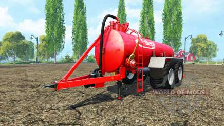 Fliegl VFW 15000 for Farming Simulator 2015