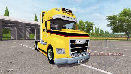 Scania Stax Caterpillar for Farming Simulator 2017