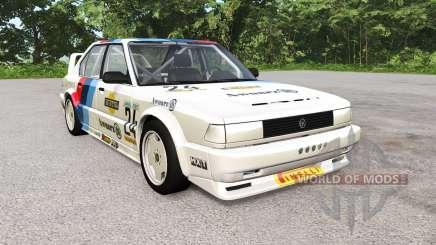 ETK I-Series motorsport for BeamNG Drive