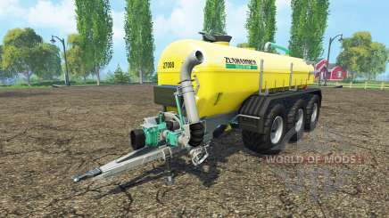 Zunhammer SK 27000 v3.0 for Farming Simulator 2015