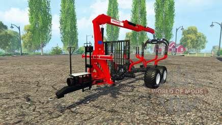 Krpan GP for Farming Simulator 2015