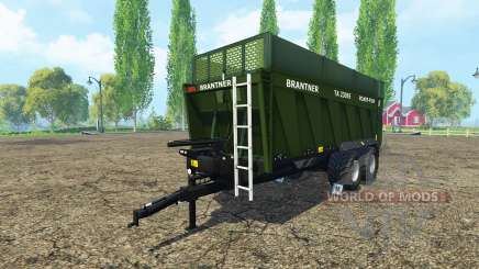 BRANTNER TA 23065 for Farming Simulator 2015