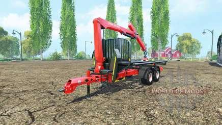 Stepa FHL13 AK for Farming Simulator 2015