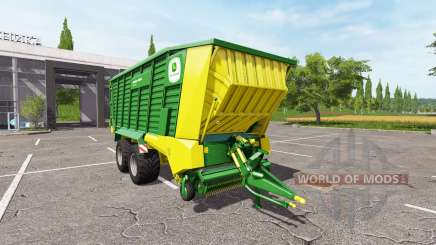 John Deere JD100K for Farming Simulator 2017