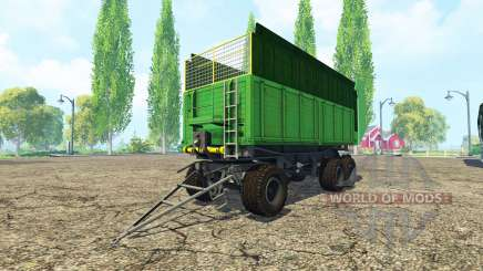 Demmler TSM Mammut for Farming Simulator 2015