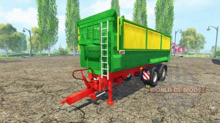 Kroger MUK 303 v1.01 for Farming Simulator 2015