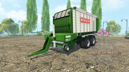BERGMANN Shuttel 700S for Farming Simulator 2015