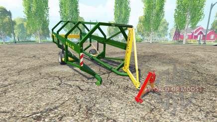 Ballenboy FSB 25-6-110 v2.0 for Farming Simulator 2015