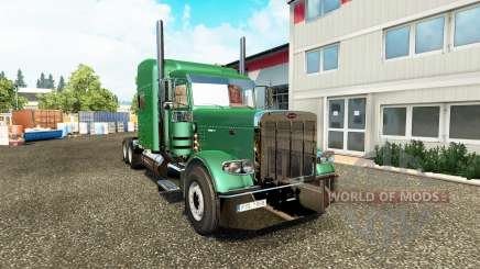 Peterbilt 389 v1.9 for Euro Truck Simulator 2