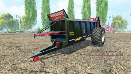 Marshall VES2500 for Farming Simulator 2015