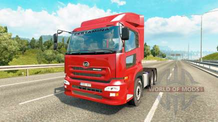 Nissan Quon for Euro Truck Simulator 2