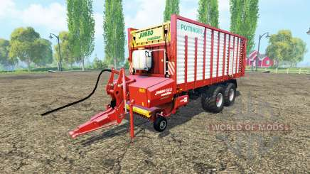 POTTINGER Jumbo 6610 for Farming Simulator 2015