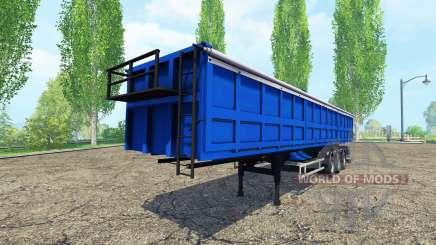 Tonar for Farming Simulator 2015