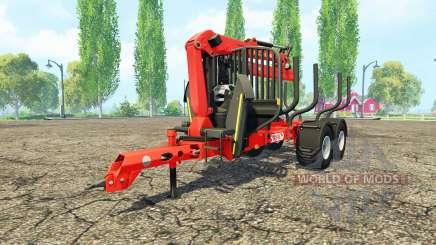 Stepa FHL 16 AK v1.3.1 for Farming Simulator 2015