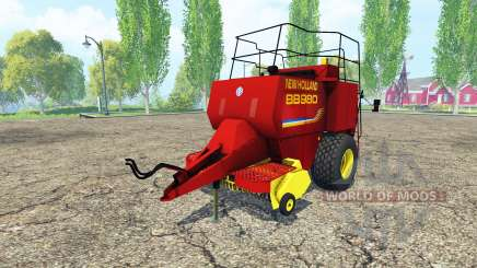 New Holland BB 980 for Farming Simulator 2015
