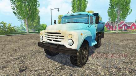 ZIL MMZ 555 v1.1 for Farming Simulator 2015