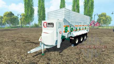 Bossini SG200 DU v2.0 for Farming Simulator 2015