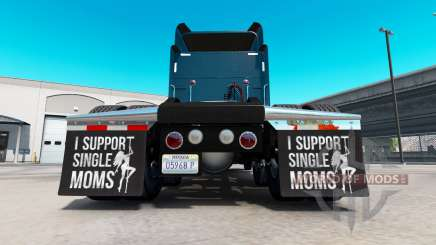 I Support Single Moms v2.2 for American Truck Simulator
