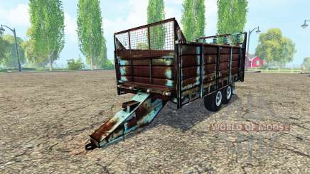 Fortschritt T088 for Farming Simulator 2015