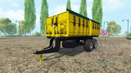 PTS 9 yellow for Farming Simulator 2015