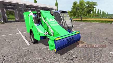 SILOKING SelfLine Compact 1612 for Farming Simulator 2017