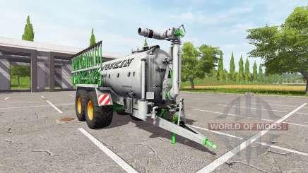 JOSKIN Modulo 2 steering axle for Farming Simulator 2017