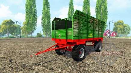 Hawe SLW 20 v2.0 for Farming Simulator 2015