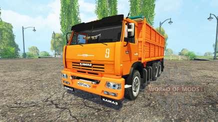 KamAZ 45143 for Farming Simulator 2015