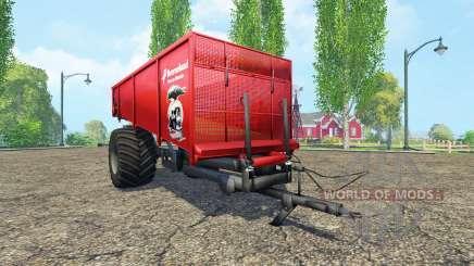 Kverneland Taarup Shuttle for Farming Simulator 2015