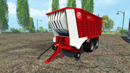 Lely Tigo PR 70 for Farming Simulator 2015