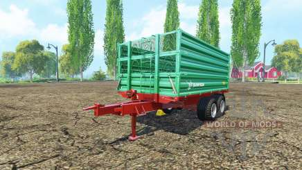 Farmtech TDK 900 for Farming Simulator 2015