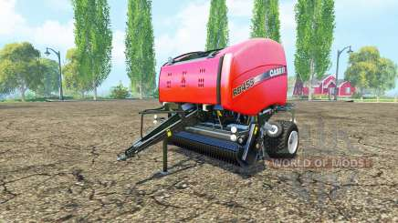Case IH RB 465 for Farming Simulator 2015