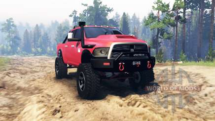 Dodge Ram 2500 for Spin Tires