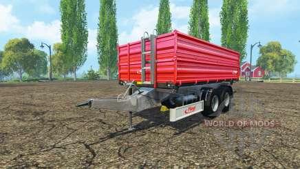 Fliegl TDK 160 v1.3 for Farming Simulator 2015