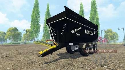 Ravizza Millenium 7200 v1.3 for Farming Simulator 2015