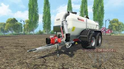 Vakutec 18500l for Farming Simulator 2015