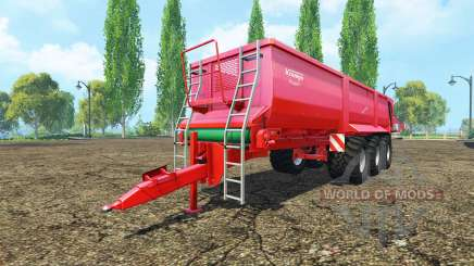 Krampe Bandit 980 for Farming Simulator 2015