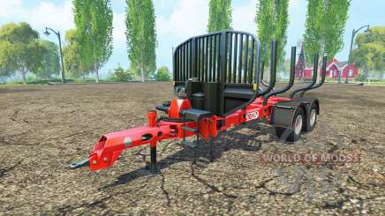 Stepa FH 13 AK v1.1 for Farming Simulator 2015