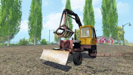 Pea 1A Carpatec for Farming Simulator 2015