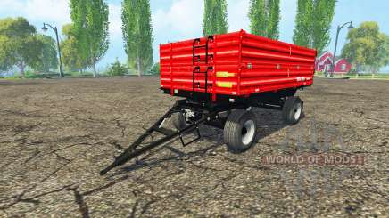 Metal-Fach T710-1 for Farming Simulator 2015