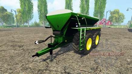 John Deere DN345 v2.0 for Farming Simulator 2015