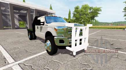 Ford F-550 v2.0 for Farming Simulator 2017