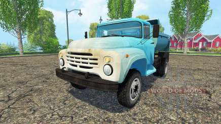 ZIL MMZ 555 for Farming Simulator 2015