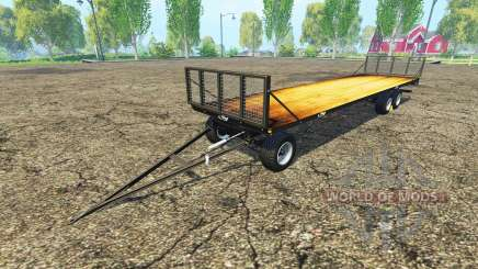 Fliegl DPW 180 v3.0 for Farming Simulator 2015