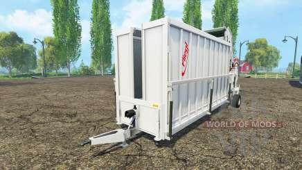 Fliegl Overload Station for Farming Simulator 2015