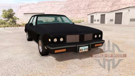 Oldsmobile Delta 88 Royale Brougham v1.2 for BeamNG Drive