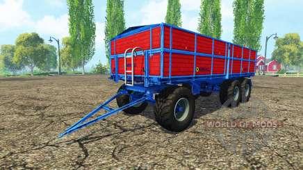 Marshall 75 DR for Farming Simulator 2015