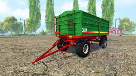 METALTECH DB 14 v2.0 for Farming Simulator 2015